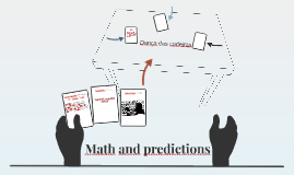 Math and predictions