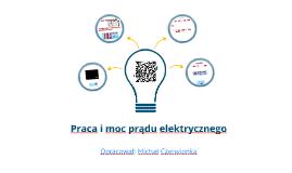 Fizyka dla klas 8: Praca i moc prądu elektrycznego