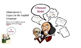 Shakespeare's legacy