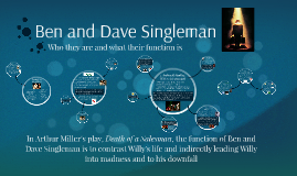 Ben and Dave Singleman