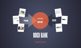 BOGD BANK