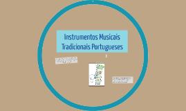 Instrumentos Musicais Tradicionais Portugueses