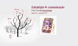 Copy of Estratégia de comunicação