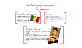 Romanian Immigration - Virginia Prodan