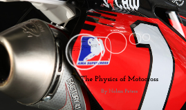 Physics of Motocross