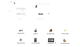 Bias Presentation