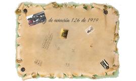 Ley de aviación 126 de 1919