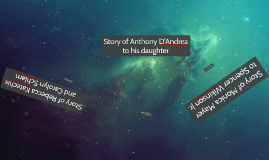 Story of Anthony D'Andrea with his daughter