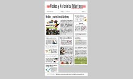 Medios y Materiales Didácticos, UAPA