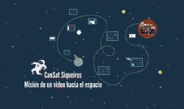 CanSat Siqueiros