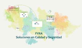 FYRA Soluciones en Calidad y seguridad