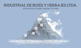 INDUSTRIAL DE BUJES Y HERRAJES LTDA.