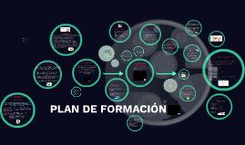 Copy of PLAN DE FORMACIÓN