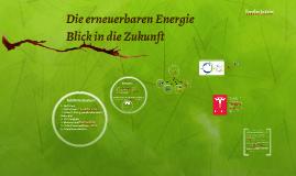 Energiespeicherung