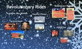 Revolutionary Rides