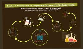 Copy of Práctica 4. Separación de los componentes de una mezcla: Des
