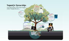 Datuk Seri Tengku Adnan: Request for Sponsorships