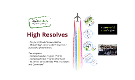 Copy of high resolves