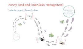 Henry Ford and Scientific Management