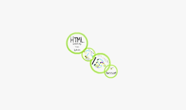HTML & CSS - les 1