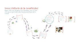 Copy of Historia de la creatividad