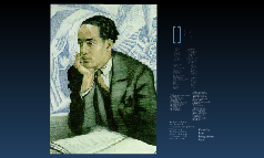 Langston Hughes 1902-1967