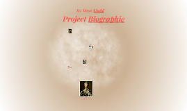 Project Biographie of Catherine II of Russia