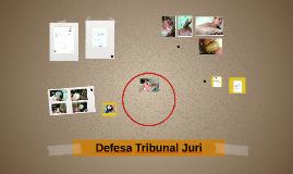 Defesa Tribunal Juri
