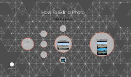 How To Edit a Photo