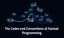 Copy of The Codes and Conventions of Factual Programming