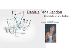 Daniela Peña Rendón