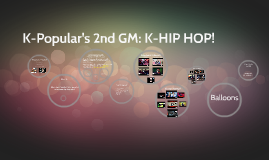 K-Popular's 2nd General Meeting