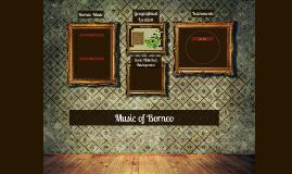 Music of Borneo