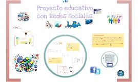 Proyecto educativo con Redes Sociales