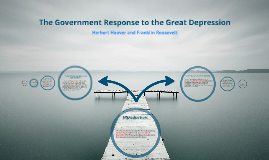 The Government Response to the Great Depression