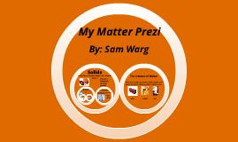 My Matter Prezi