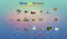 Blue to Brown
