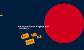 Giuseppe Verdi: Va pensiero