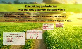 Przepukliny pachwinowe - współczesny algorytm postępowania