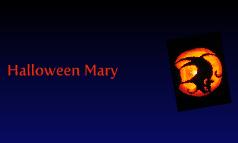 Halloween Mary