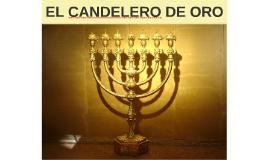 EL CANDELERO DE ORO