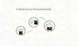 Critical Lens in The Great Gatsby