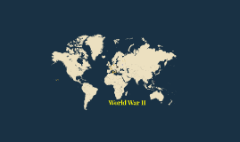 World War II (World History)