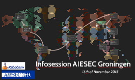 Copy of Infosession AIESEC Groningen