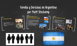 Familia y Derechos en Argentina