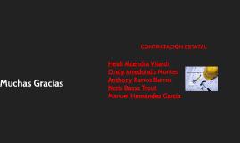 Copy of GARANTÍAS EN CONTRATACIÓN ESTATAL