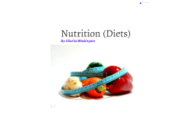 Nutrition (Diets)