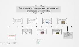 Copy of Evolucion de la Computadora y su uso en los procesos de la informatica