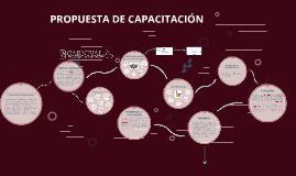 PLAN DE CAPACITACION CARNIVAL 2019