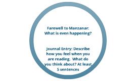 Manzanar Part 1